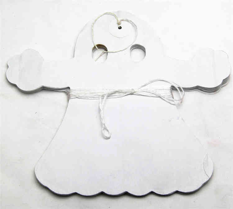 UMISS Ghost Halloween Paper Garland
