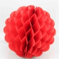 Fashion Model Special Shaped Tissue Paper Honeycomb Ball For Party Decoration