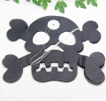 UMISS Factory Supply High Quality Skull And Ghost Halloween Paper Garland