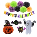 Happy Halloween Banner Kit  for Halloween Party Decorations