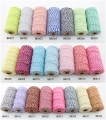 Decorative Cotton Bakers Twine Wholesale Get Free Sample Now