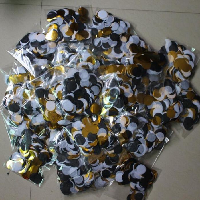 Buy 38colours Black Gold Tissue Paper Confetti Wholesale Suppliers